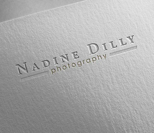Logodesign  für Nadine Dilly Photography
